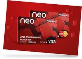 akbank kredi kartı