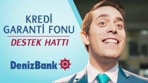 denizbank kgf
